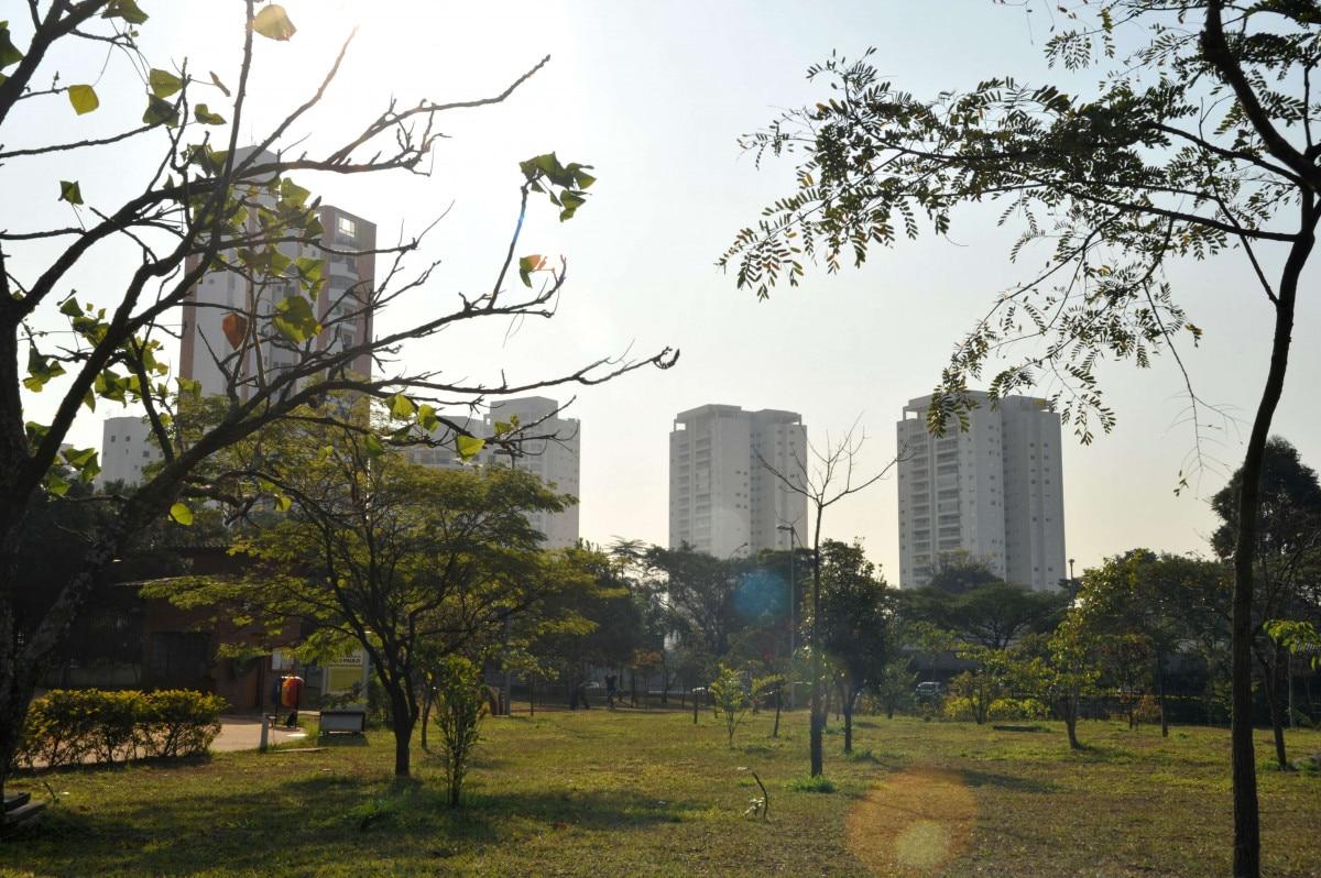 parque na Vila Prudente